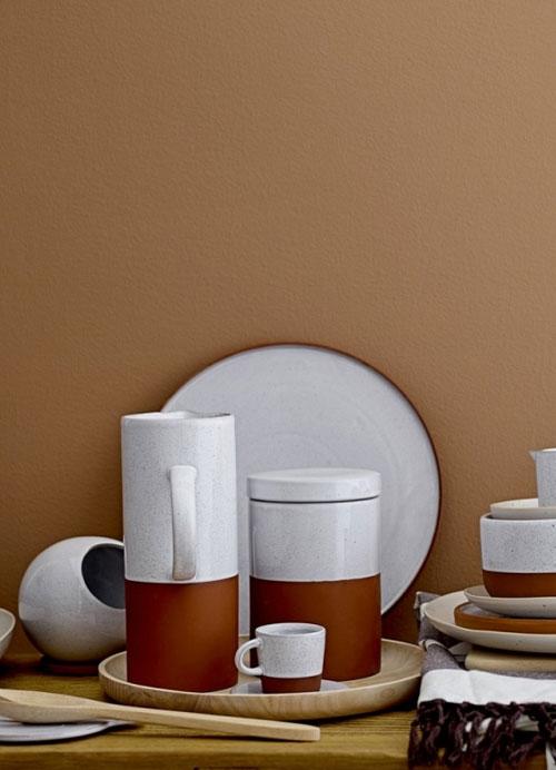 vaisselle Terracotta